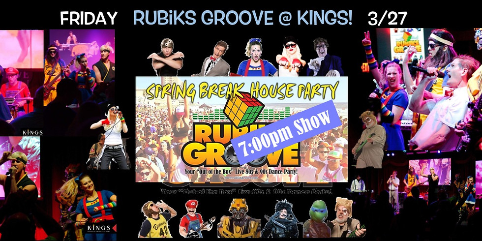 Kings 3/27 7pm Show!