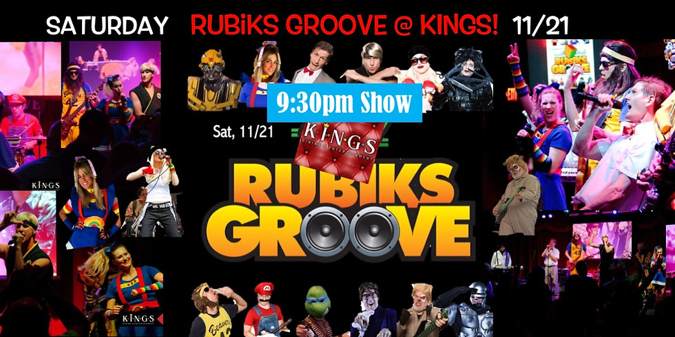 Kings 11/21 9:30pm Show!