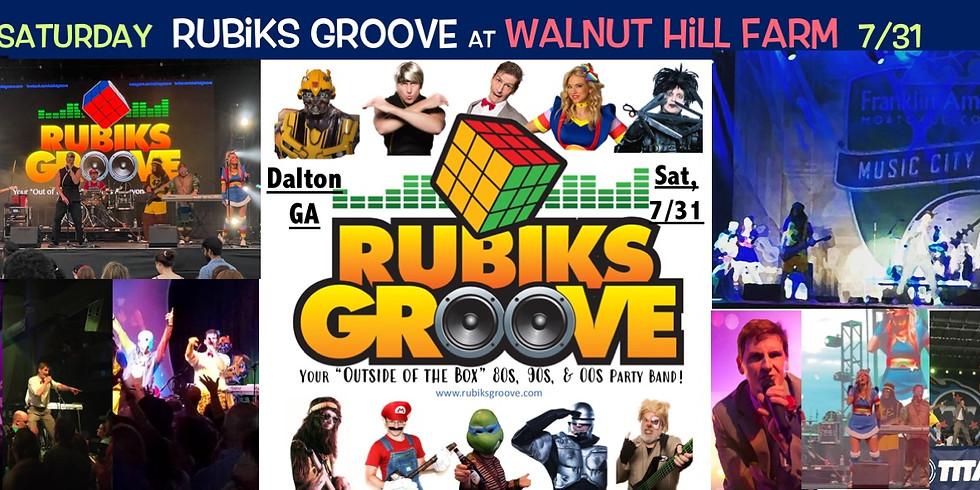 Walnut Hill Farm Dalton GA 7/31!