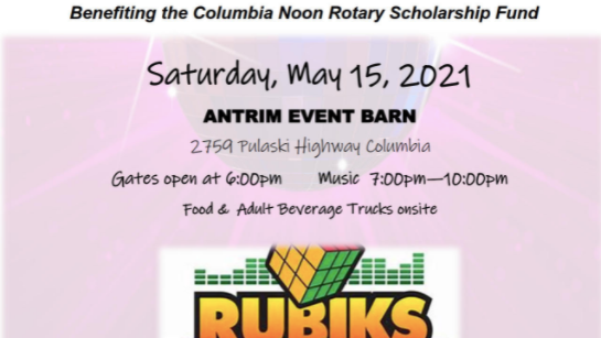 Music in Maury 5/15!