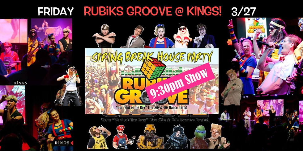 Kings 3/27 9:30pm Show!