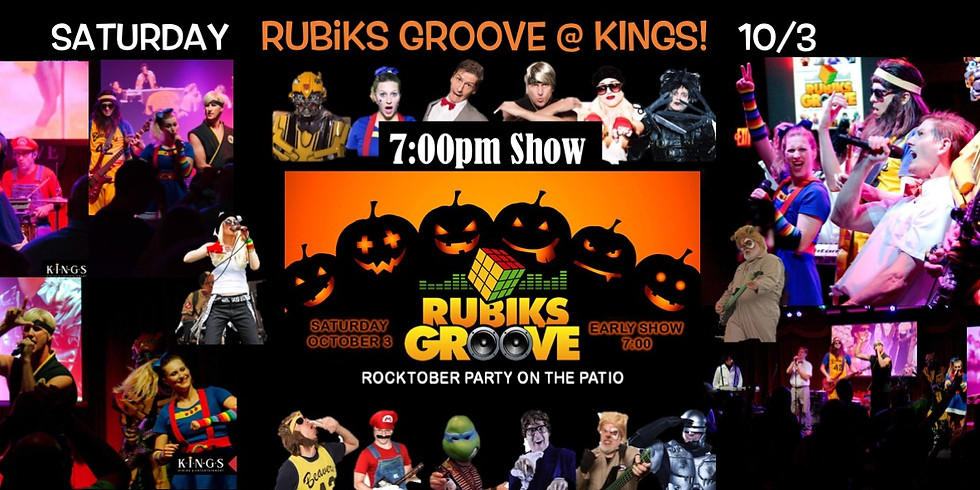 Kings 10/3 7pm Show!