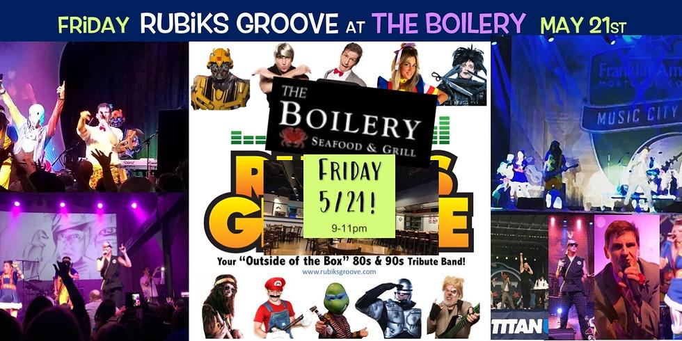 The Boilery- Franklin 5/21!