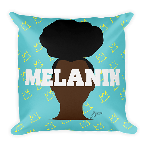 Melanin 1 Pillow