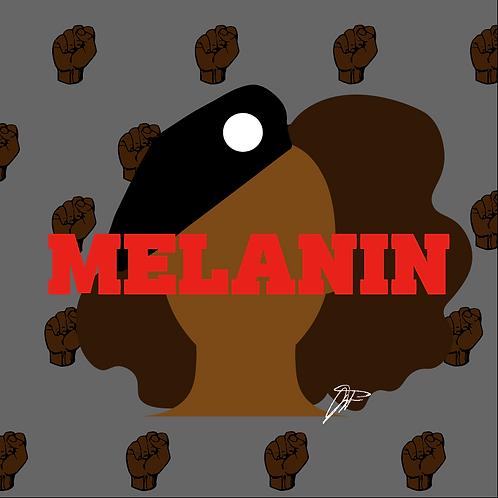 Melanin Print 4