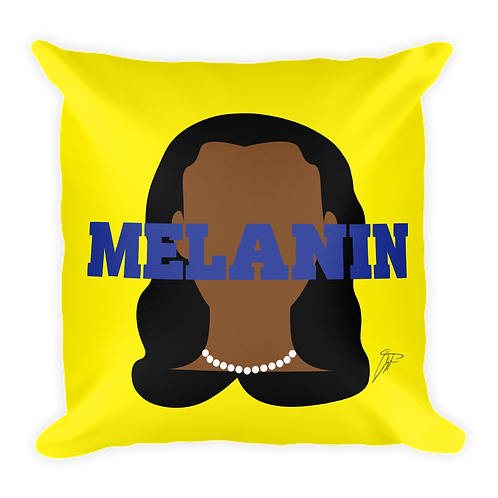 Melanin Pillow POODLE
