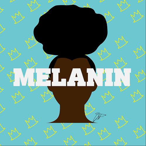 Melanin 1 Print