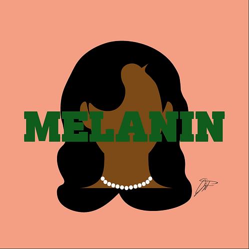 Melanin Print PRETTY
