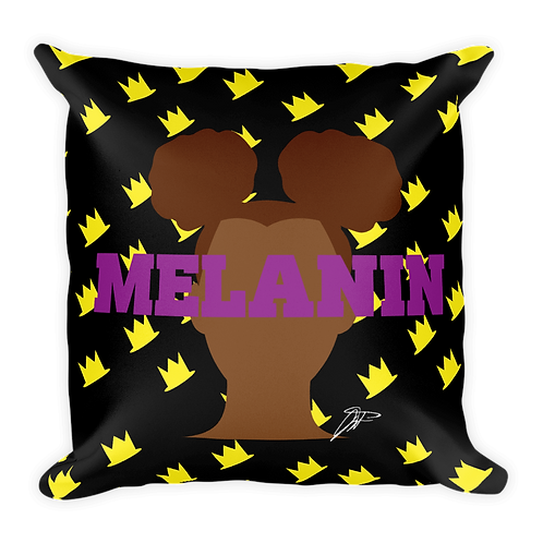 Melanin 3 Pillow