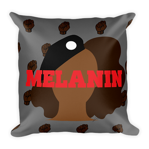 Melanin 4 Pillow