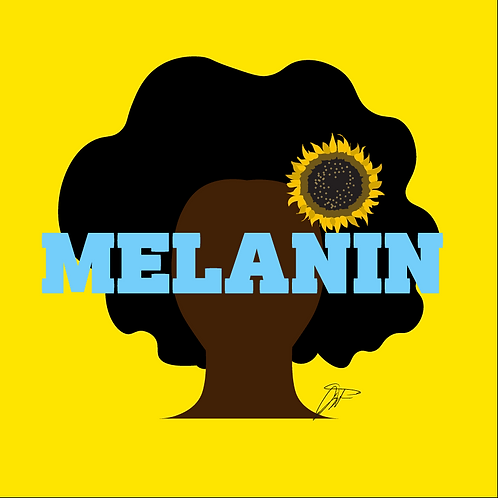 Melanin Print 2