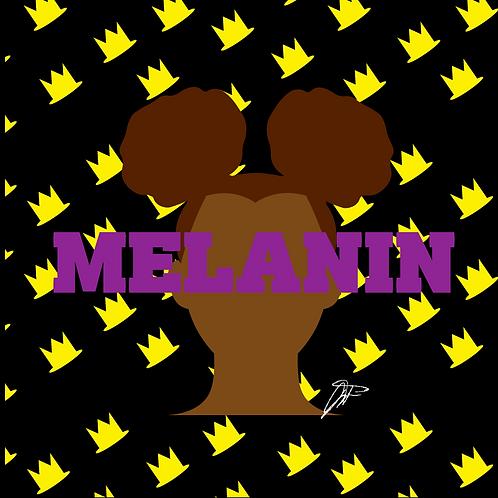 Melanin Print 3
