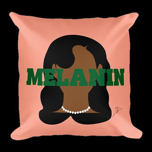 Melanin Pillow PRETTY