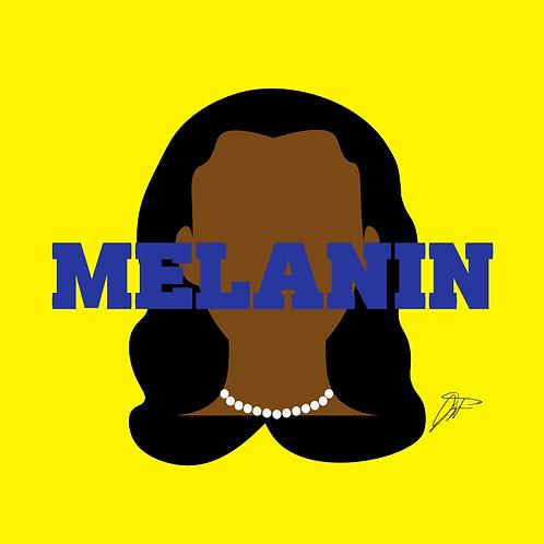 Melanin Print POODLE