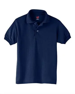"Men's Polo W/ ""Secaucus Patriots"" Embroidered logo"