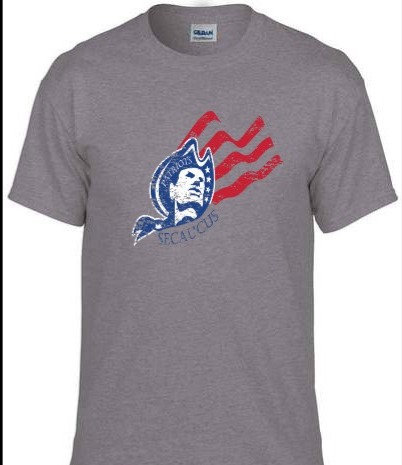 Grey Patriot Pride T-Shirt