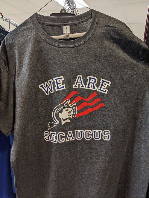 """We Are Secaucus"" T-Shirt"