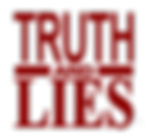 Truth & Lies Logo - trans - website red.