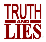 Truth & Lies Logo - trans - website red.