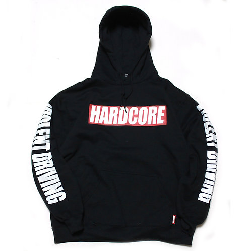 HC Bar Logo Pullover Hoodie Bk