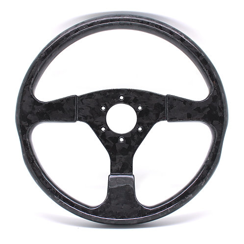 #12 Dry Carbon Steering Marble /  Solid