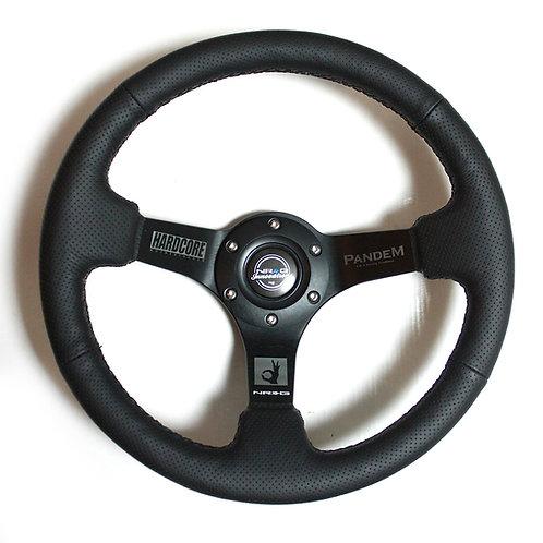 Triple name Collaborate Steering Wheels