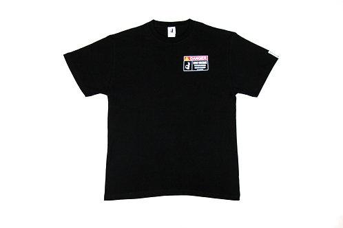 DANGER Tee Shirts BLK