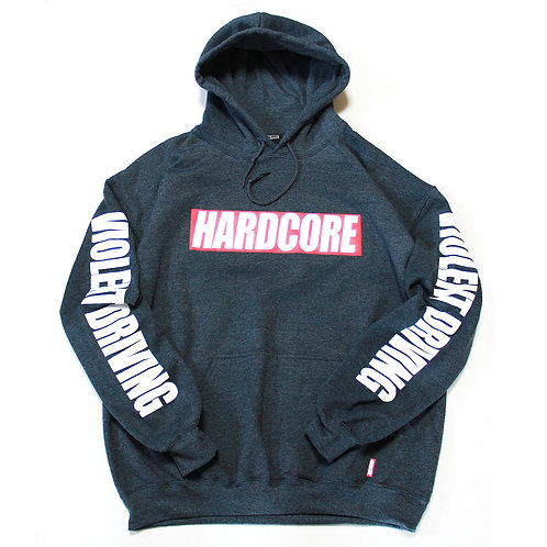 HC Bar Logo Pullover Hoodie D.Gry