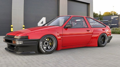 PANDEM AE86 Full Body kit
