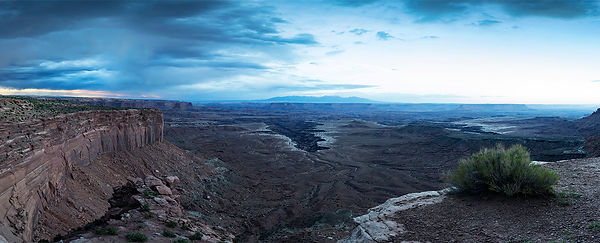 Buck Canyon, Canyonlands, Utah
