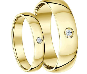 matching-yellow-gold-wedding-ring-sets-h