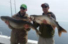 stannard rock lake trout