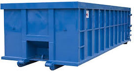 Dumpster, Roll Off Container