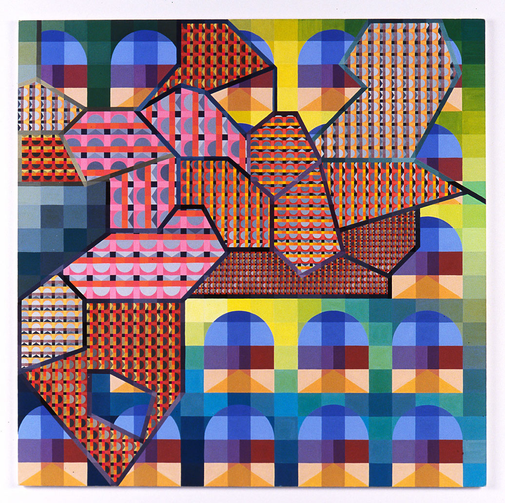 Geometric #6