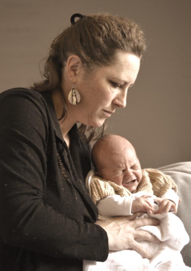 stress maternel nouveau-ne
