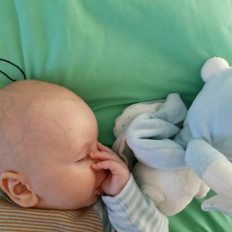 A propos du sommeil des tout-petits