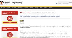 UNSW Engineering Website
