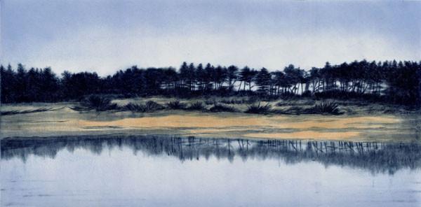 'Summer shoreline ll'