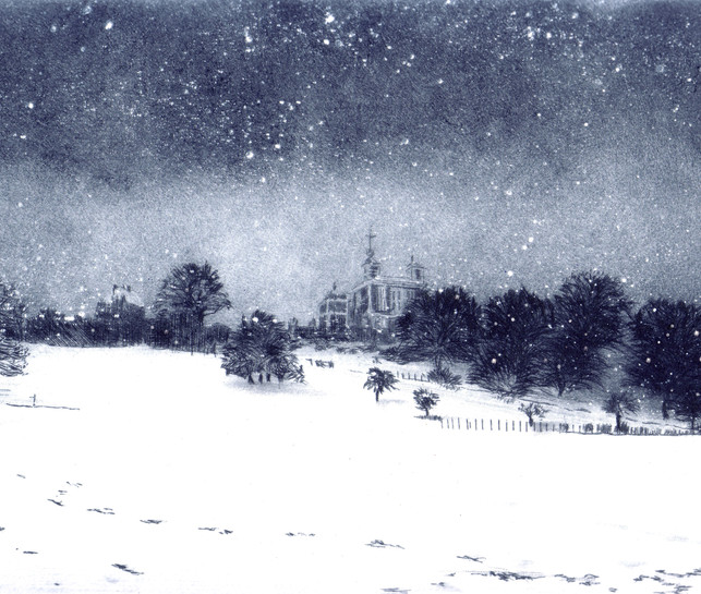 Greenwich, January