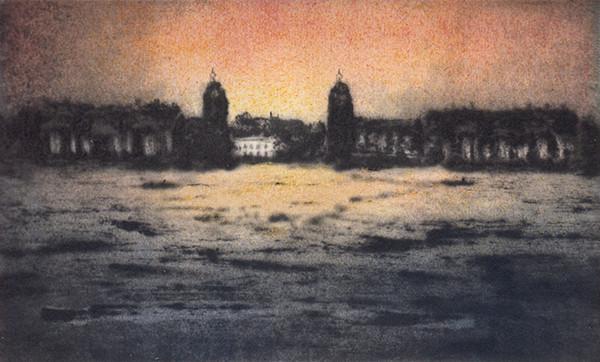'Late Evening, Greenwich'