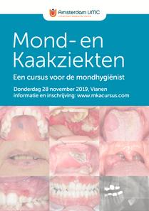 Mond-en Kaakziekten: een cursus voor de mondhygienist