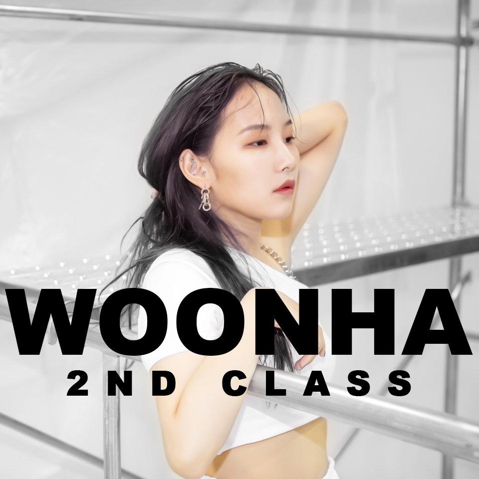 WOONHA 2ND CLASS