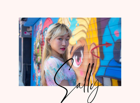 Sally is joining UnionWave Entertainment