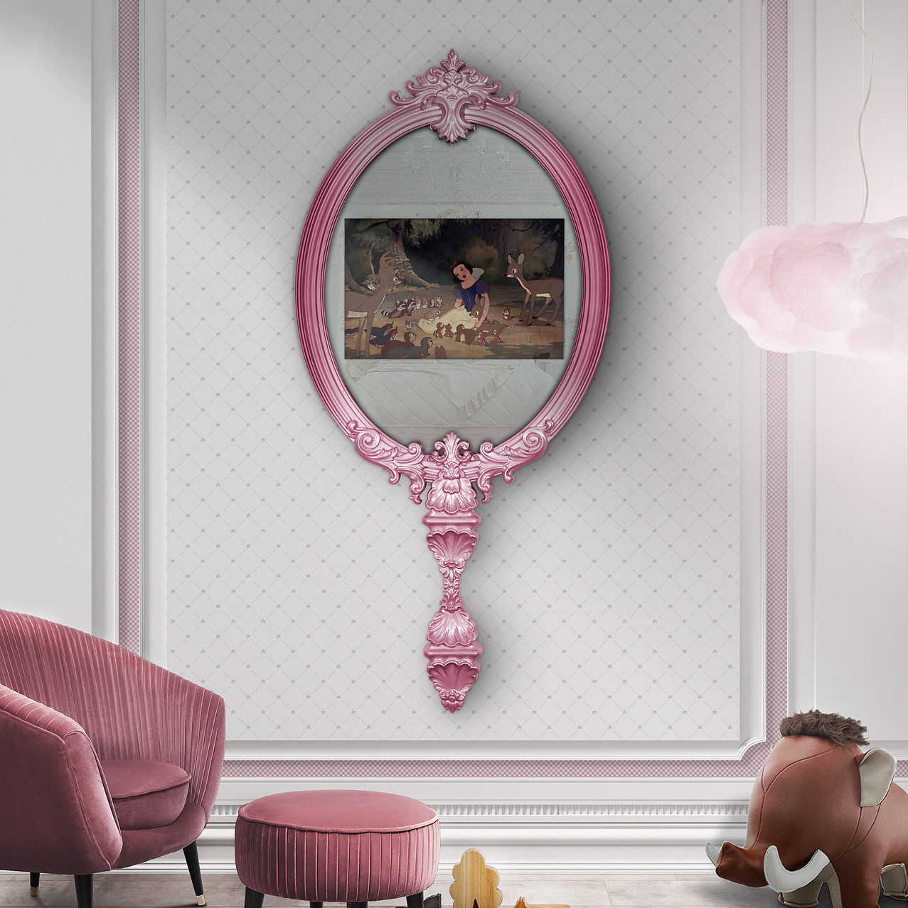 magical mirror ambience