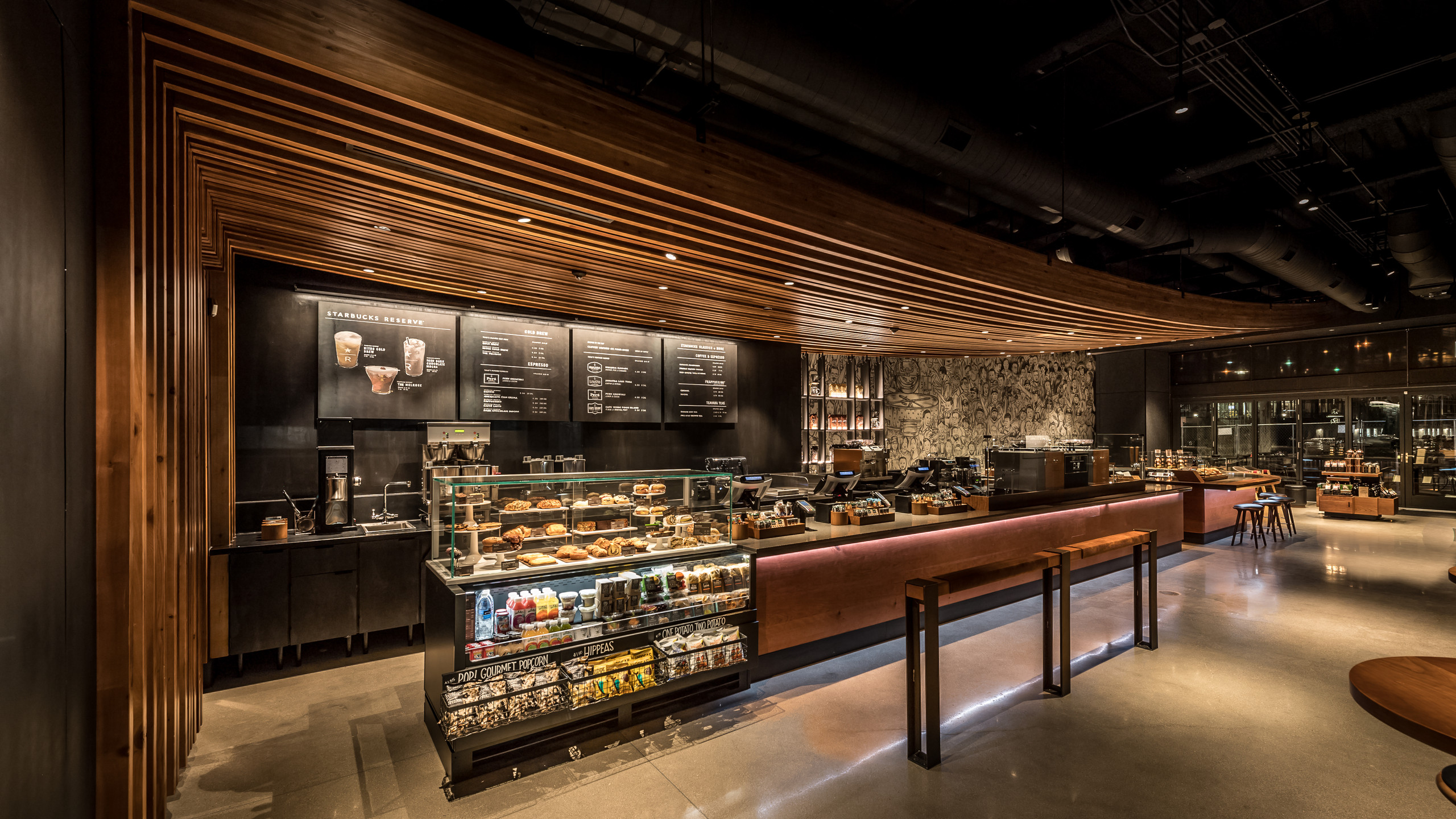 Chicago Wrigleville Reserve Bar