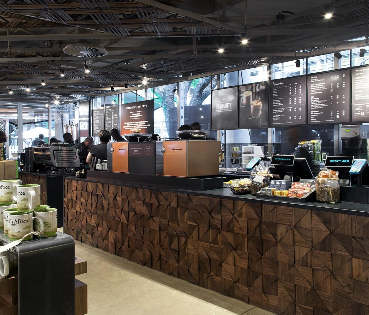 Starbucks South Africa