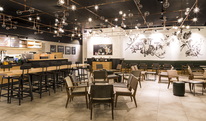 Starbucks Forum des Halles Paris