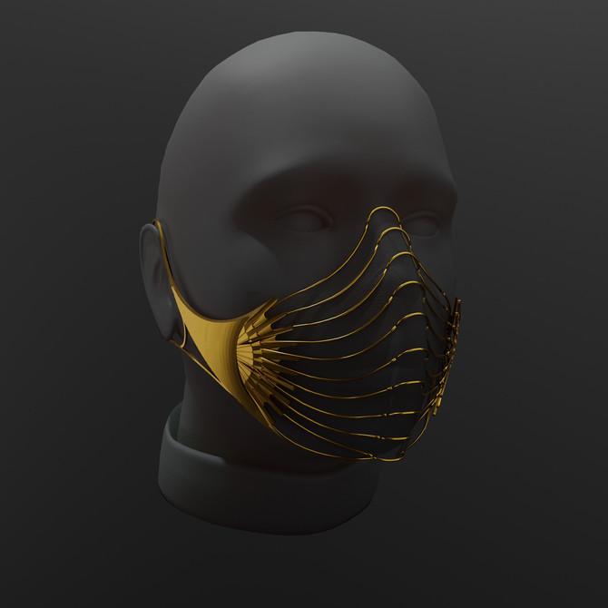 Branchial Mask
