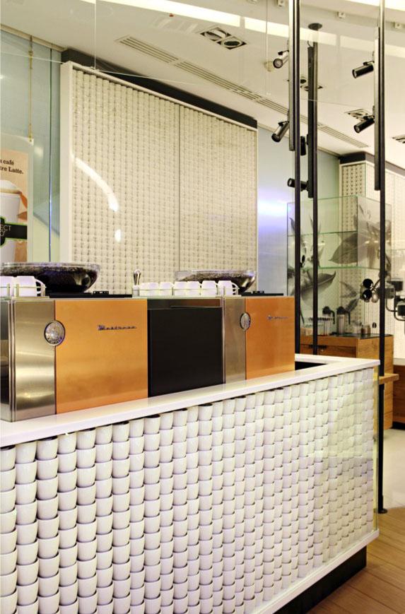 Paris Galeries Lafayette Bar