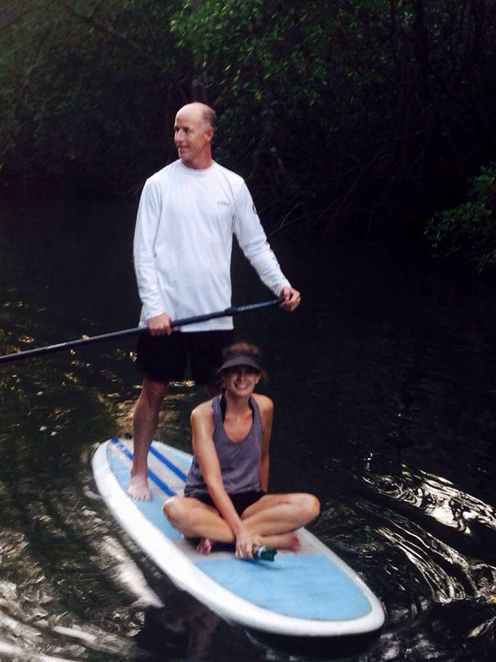 Stand Up Paddle in the Mangroves